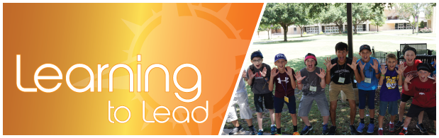 learning to lead camp