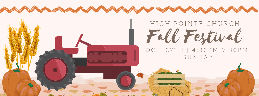 high pointe fall festival